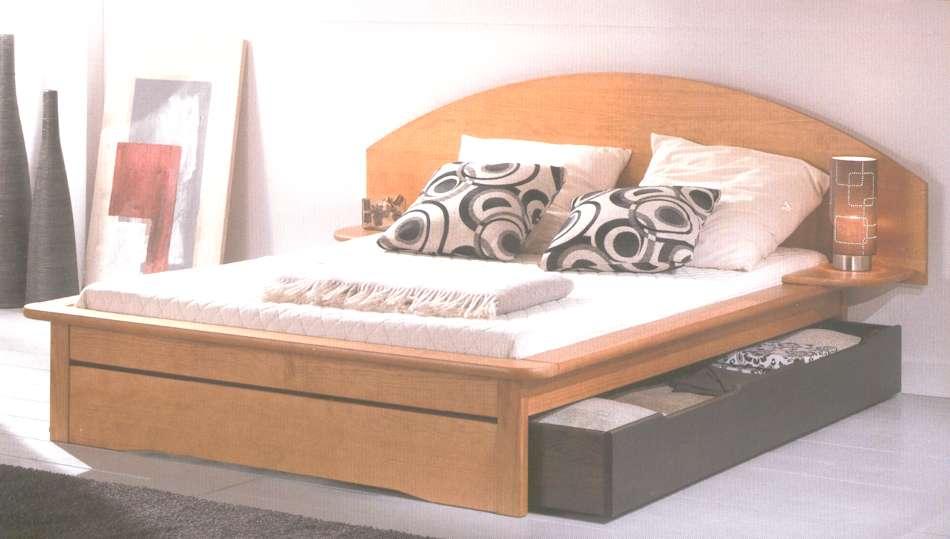 Chambres adultes for Modele de lit a coucher