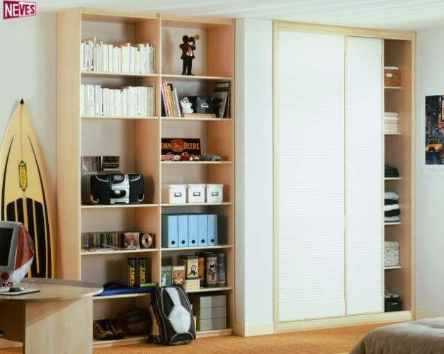 amenagement placard cuisine. Black Bedroom Furniture Sets. Home Design Ideas